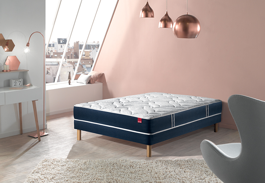 pack epeda perle sommier matelas meubles ol ron lamballe et matignon. Black Bedroom Furniture Sets. Home Design Ideas
